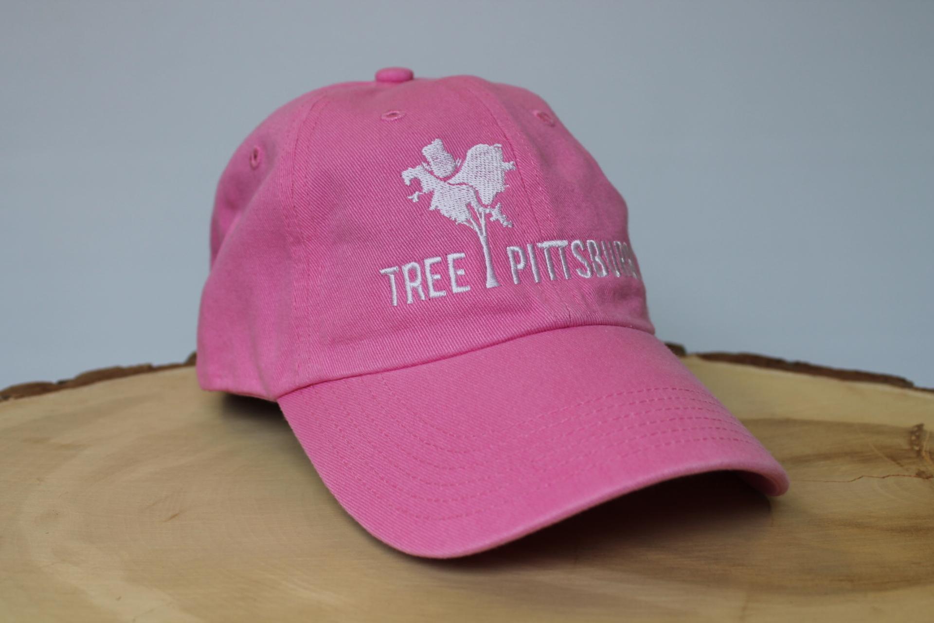 Baseball Hat Pink